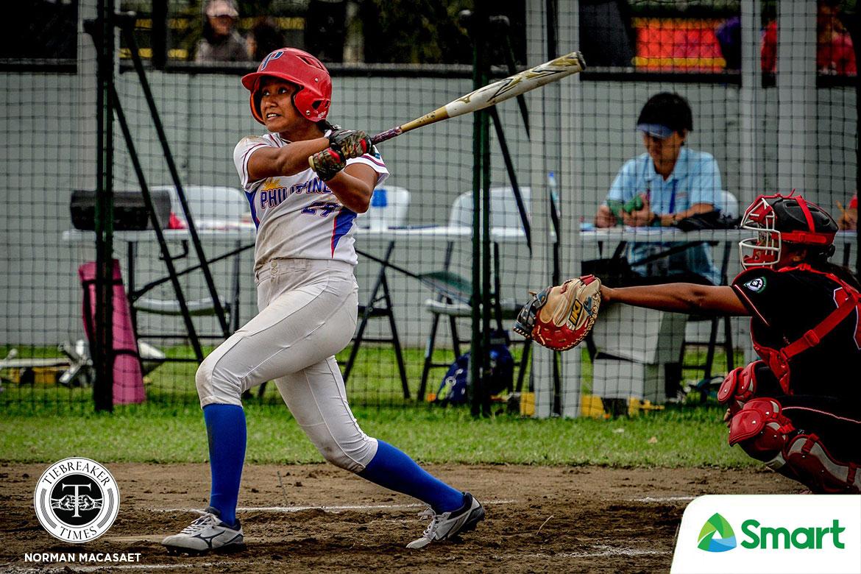 2019-SEA-GAMES-Blu-Girls-def-Indonesia-Nicole-Padasas RP Blu Boys, Blu Girls score twin kills of Indonesia to remain perfect in SEAG 2019 SEA Games News Softball  - philippine sports news