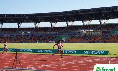 Tiebreaker Times Kristina Knott shatters 200m record 2019 SEA Games News Track & Field  Kristina Knott 2019 SEA Games - Athletics 2019 SEA Games