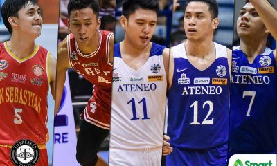 Tiebreaker Times 2019 PBA Draft to have five Gilas cadets Basketball Gilas Pilipinas News PBA  Rey Suerte Mike Nieto Matt Nieto Isaac Go Allyn Bulanadi 2019 PBA Draft