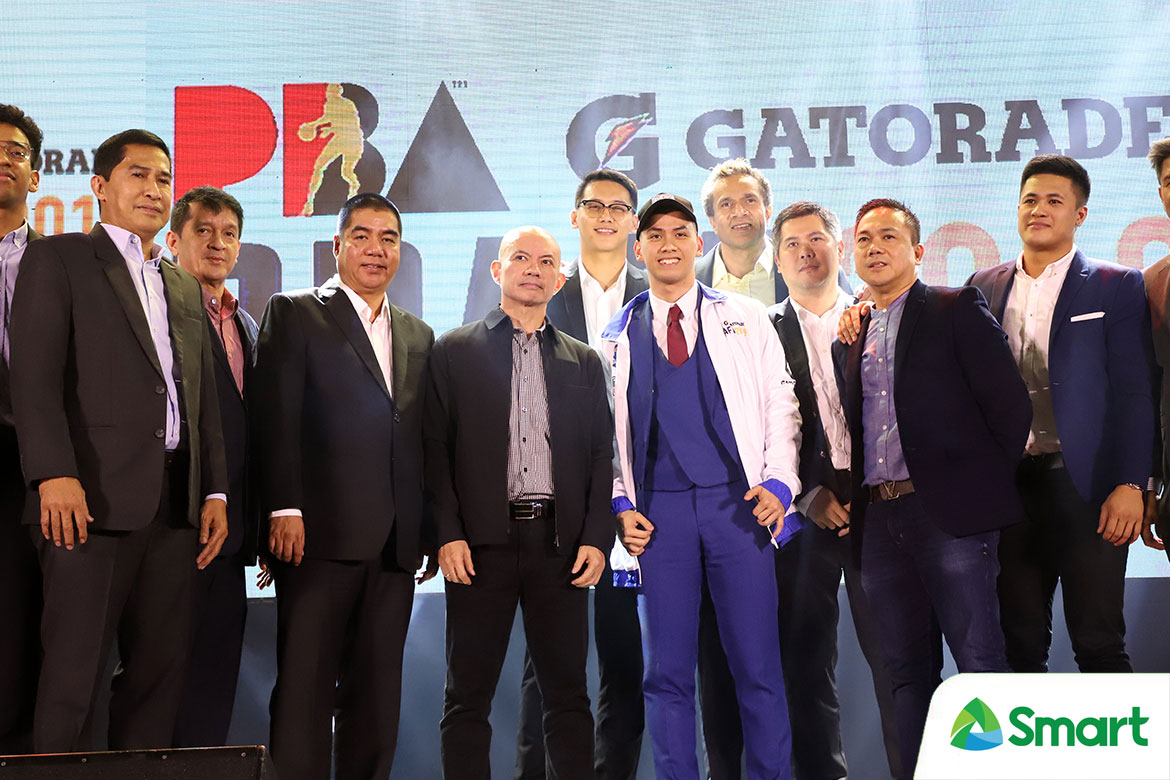 Tiebreaker Times Matt Nieto can't wait to be under Kiefer Ravena once more Basketball News PBA  PBA Season 45 NLEX Road Warriors Matt Nieto Kiefer Ravena 2019 PBA Draft