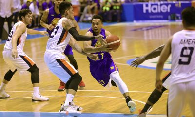 Tiebreaker Times Jayson Castro downplays Hodge hit, remains wary of Meralco Basketball News PBA  TNT Katropa PBA Season 44 Jayson Castro 2019 PBA Governors Cup