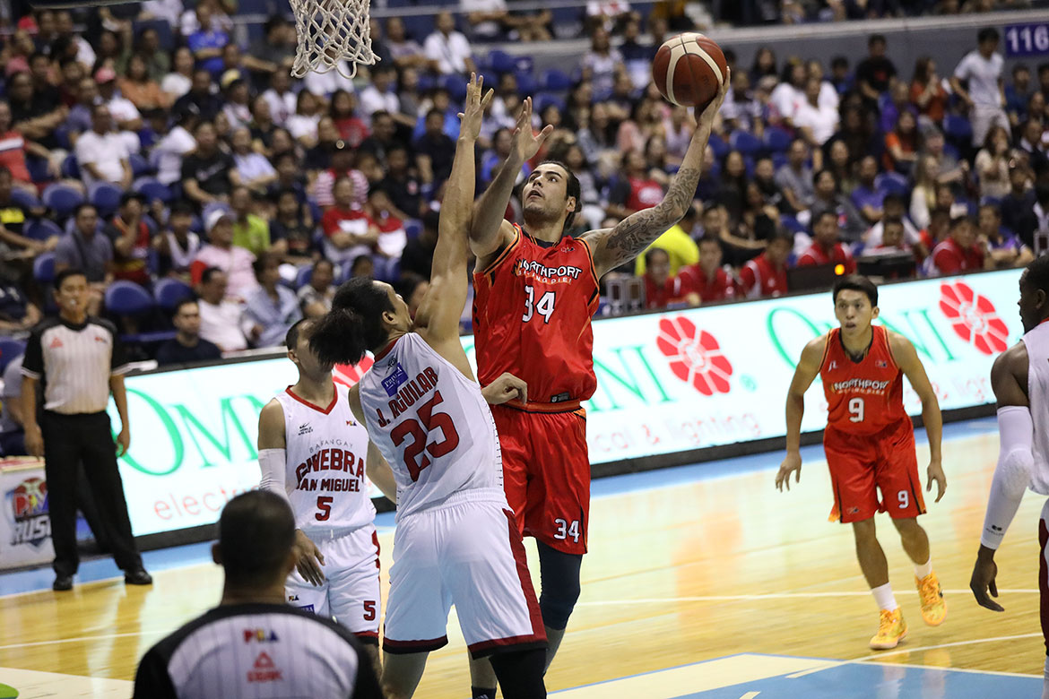 2019-pba-governors-cup-semis-game-3-ginebra-def-northport-christian-standhardinger Cone likens Slaughter-Standhardinger swap to Fernandez-Guidaben blockbusters of the 80s Basketball News PBA  - philippine sports news