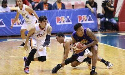 Tiebreaker Times Ray Parks signs one-year deal with TNT Basketball News PBA  TNT Katropa PBA Transactions PBA Season 45 Gabby Cui Bobby Ray Parks Jr.