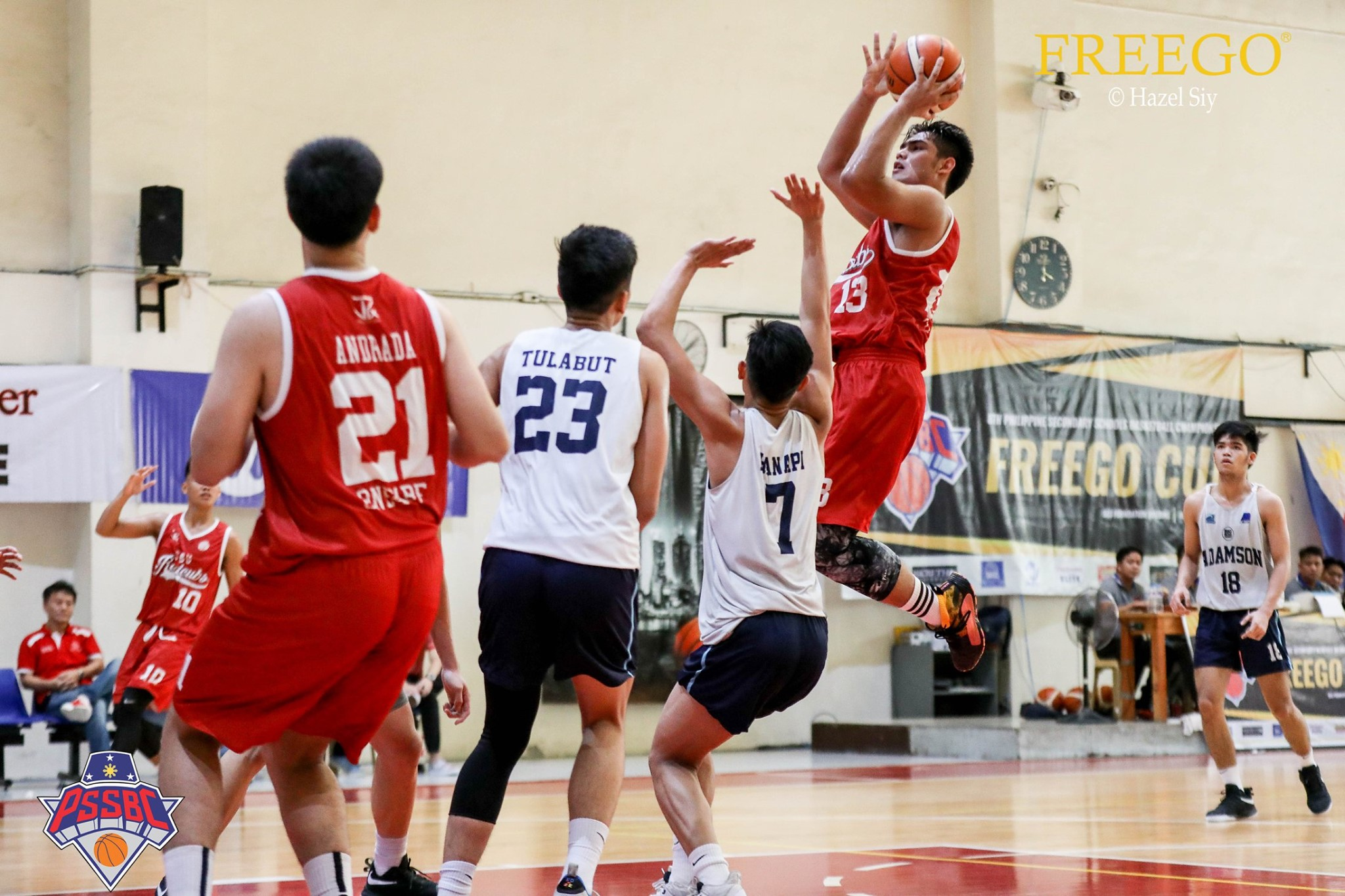 Tiebreaker Times San Beda Red Cubs sweep PSSBC Group D ADMU AdU CSB FEU LPU News NU SBC SSC-R  Vincent Saldua Terrence Fortea San Sebastian Juniors Basketball San Beda Juniors Basketball Rhayyan Amsali NU Boys Basketball Lyceum Juniors Basketball LSGH Juniors Basketball La Consolacion College Blue Royals Kevin Quiambao Justine Sanchez Hope Christian High School Gerry Abadiano FEU Boys Basketball Chiang Kai Shek College Blue Dragons Carl Tamayo Adamson Boys Basketball 2019 PSSBC Season