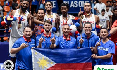 Tiebreaker Times Gilas Men's 3x3 complete unbeaten SEA Games campaign, capture gold 2019 SEA Games 3x3 Basketball Gilas Pilipinas News  Mo Tautuaa Jason Perkins Indonesia (Basketball) Gilas Pilipinas 3x3 CJ Perez Chris Newsome 2019 SEA Games - 3x3 Basketball 2019 SEA Games