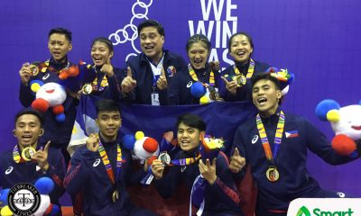 Tiebreaker Times PH Women's Arnis makes up for dismal first day, sweeps SEAG full contact event 2019 SEA Games Arnis News  Sheena del Monte Ross Monville Philippine Women's National Arnis Team Jeddah Mae Soriano Abegail Abad 2019 SEA Games - Arnis 2019 SEA Games