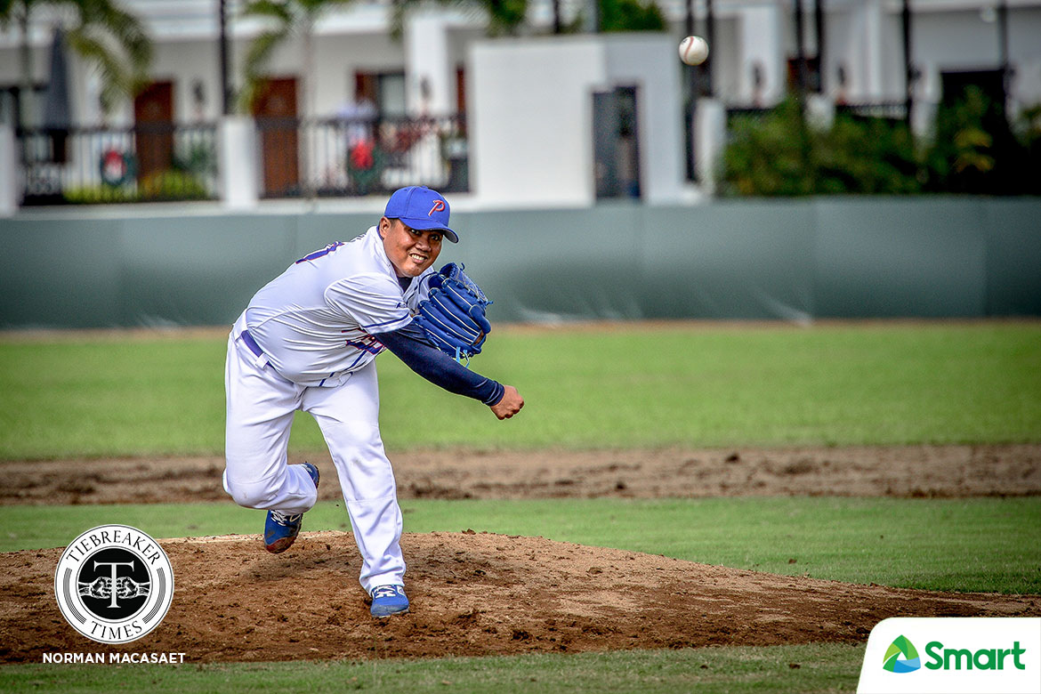 2019-sea-games-baseball-philippines-def-singapore-romeo-jasmin PH Baseball, RP Blu Girls and Boys earn top seed in SEA Games 2019 SEA Games Baseball News Softball  - philippine sports news