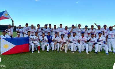 Tiebreaker Times PH Baseball remains king of SEAG 2019 SEA Games Baseball News  Thailand (Baseball) Philippine Men's National Baseball Team Orlando Binarao Kiko Gesmundo 2019 SEA Games - Baseball 2019 SEA Games
