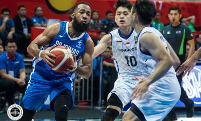 Tiebreaker Times In awe of support, Pringle vows to leave it all on the court every SEAG game 2019 SEA Games Basketball Gilas Pilipinas News  Stanley Pringle Gilas Pilipinas Men 2019 SEA Games - Basketball 2019 SEA Games