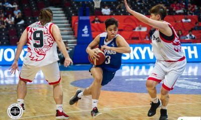 Tiebreaker Times Bernardino lifts Gilas past Malaysia, to virtual SEAG gold medal match vs THA 2019 SEA Games Basketball Gilas Pilipinas News  Patrick Aquino Malaysia (Basketball) Khate Castillo Janine Pontejos Jack Animam Gilas Pilipinas Women Afril Bernardino 2019 SEA Games - Basketball 2019 SEA Games