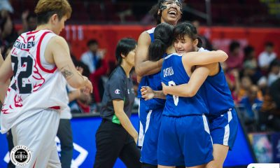 Tiebreaker Times Afril Bernardino makes sure to finish strong for Gilas 2019 SEA Games Basketball Gilas Pilipinas News  Patrick Aquino Gilas Pilipinas Women Afril Bernardino 2019 SEA Games - Basketball 2019 SEA Games