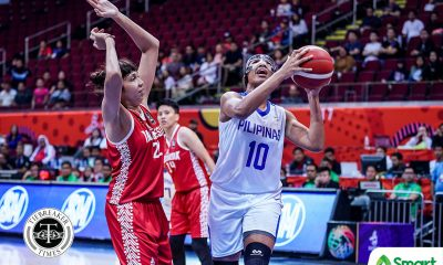 Tiebreaker Times Jack Animam looks to have own celebration in MOA 2019 SEA Games Basketball Gilas Pilipinas News  Jack Animam Gilas Pilipinas Women 2019 SEA Games - Basketball 2019 SEA Games