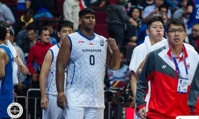 Tiebreaker Times Lavin Raj becomes crowd-favorite anew this time in SEAG basketball 2019 SEA Games Basketball News  Singapore (Basketball) Lavin Raj 2019 SEA Games - Basketball 2019 SEA Games