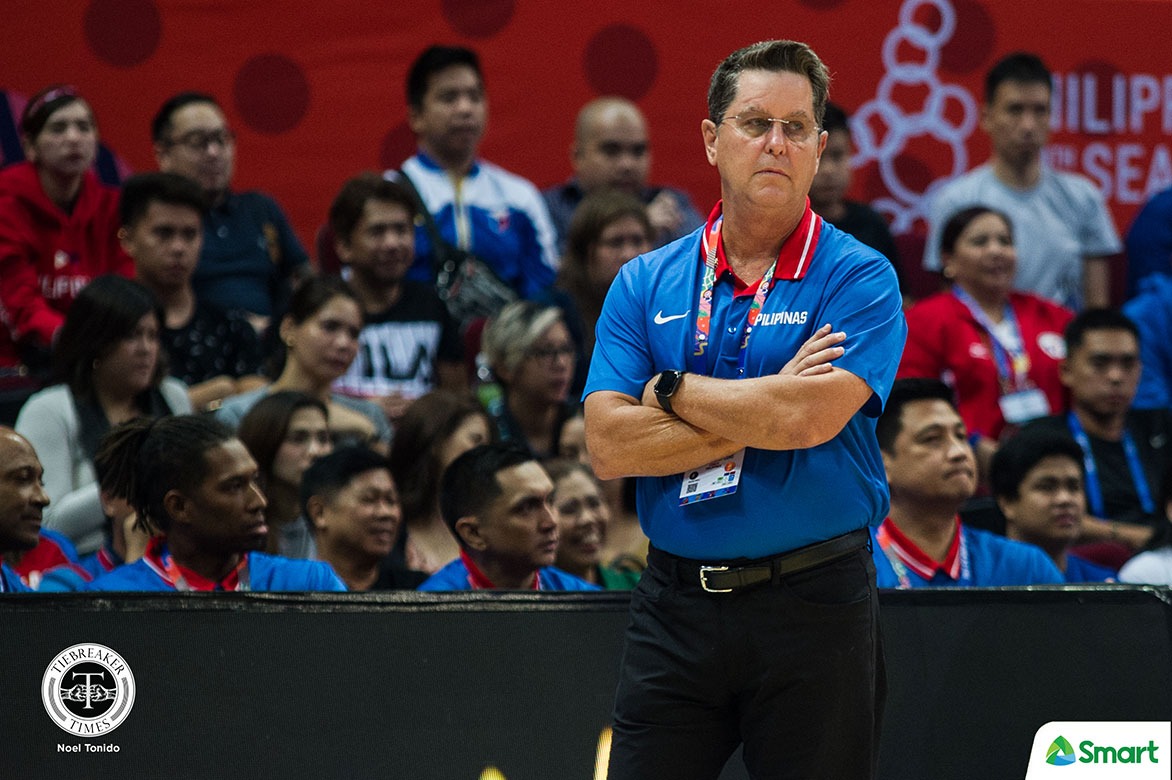 2019-sea-games-basketball-philippines-def-singapore-tim-cone I Love the 2010s: Best Coaches of the Decade ADMU AdU Basketball Boxing FEU Football Gilas Pilipinas Mixed Martial Arts News NU ONE Championship Volleyball  - philippine sports news