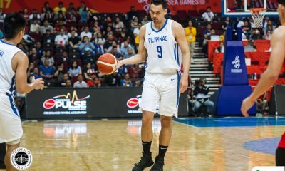 Tiebreaker Times Greg Slaughter believes ASEAN competition has improved since 2011 2019 SEA Games Basketball Gilas Pilipinas News  Greg Slaughter Gilas Pilipinas Men 2019 SEA Games - Basketball 2019 SEA Games