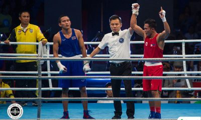 Tiebreaker Times Charly Suarez reclaims SEAG LW gold after six years 2019 SEA Games Boxing News  Charly Suarez 2019 sea games - boxing 2019 SEA Games