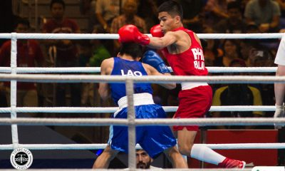 Tiebreaker Times Paalam suffers controversial SD loss, drops to OQT box-off 2020 Tokyo Olympics Boxing News  carlo paalam 2020 Asia and Oceania Olympic Boxing Qualifiers
