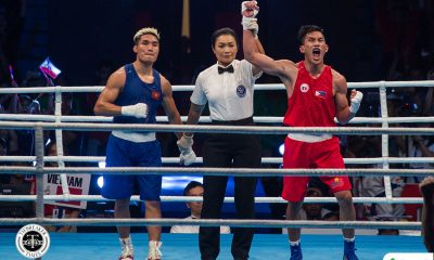 Tiebreaker Times James Palicte completes memorable SEAG debut with LWW gold 2019 SEA Games Boxing News  James Palicte 2019 sea games - boxing 2019 SEA Games