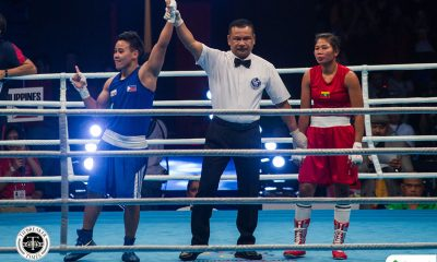 Tiebreaker Times ABAP hailed as PSA NSA of the Year Boxing News  Nesthy Petecio Josie Gabuco Eumir Marcial 2020 PSA Awards