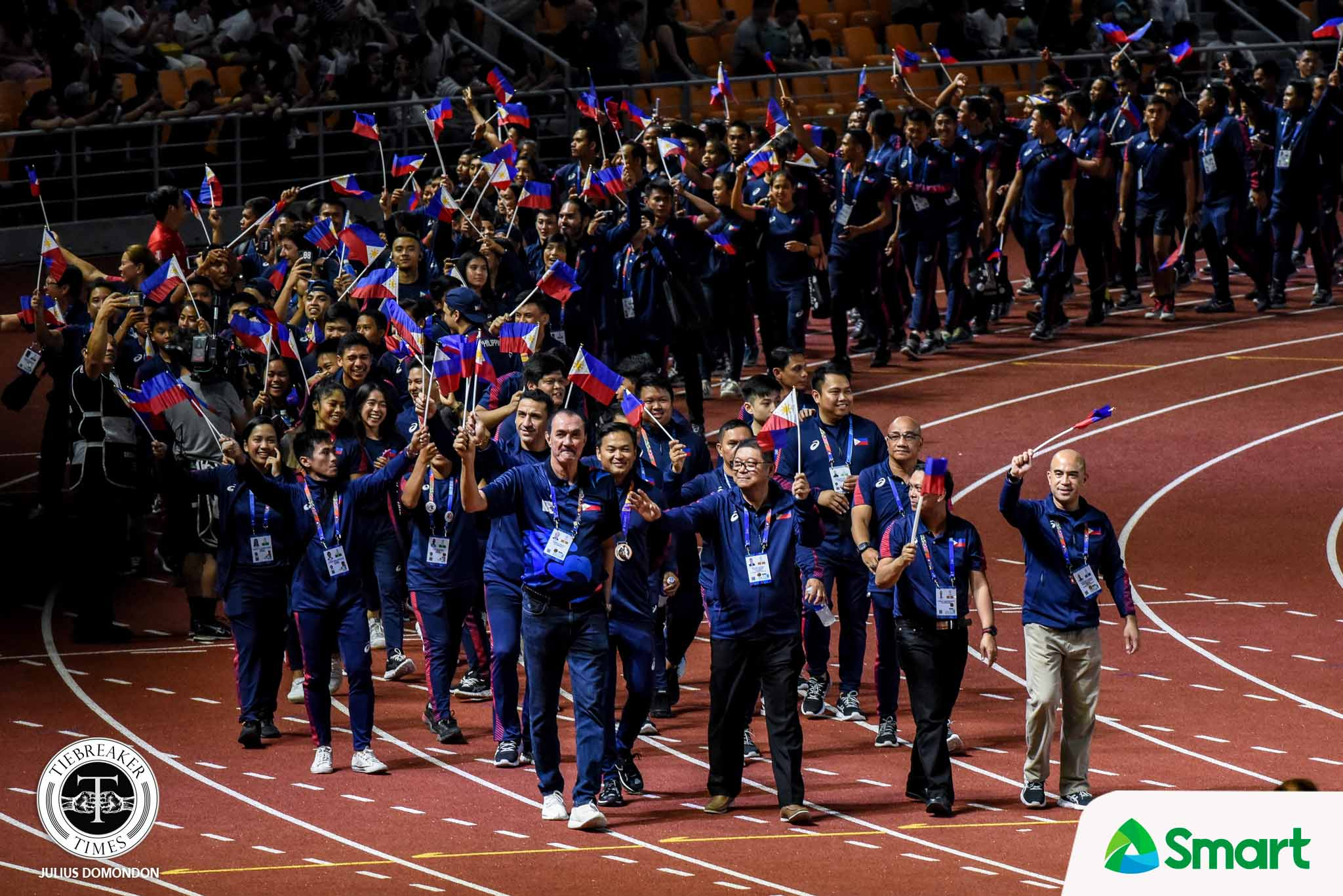 Tiebreaker Times Team Pilipinas to be hailed as SMC-PSA Athlete of the Year 2019 SEA Games News  2020 PSA Awards 2019 SEA Games