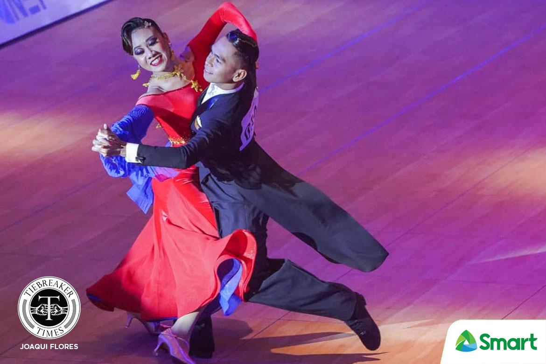 2019-sea-games-dancesport-Mark-Gayon-and-Mary-Joy-Renigen Golden dancesport couples show that love conquered all in SEAG 2019 SEA Games Dancesport News  - philippine sports news
