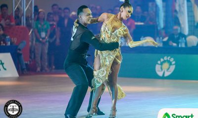 Tiebreaker Times PH Dancesport Team close campaign with 10 SEA Games golds 2019 SEA Games Dancesport News  Wilbert Aunzo Stephanie Sabalo Philippine National Dancesport Team Pearl Caneda Michael Angelo Marquez 2019 SEA Games - Dancesport 2019 SEA Games