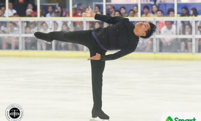 Tiebreaker Times Double silver for Philippines as Caluza ends up second in SEA Games Free Skate 2019 SEA Games Figure Skating News  Julian Yee Edrian Celestino Christopher Caluza 2019 SEA Games - Figure Skating 2019 SEA Games