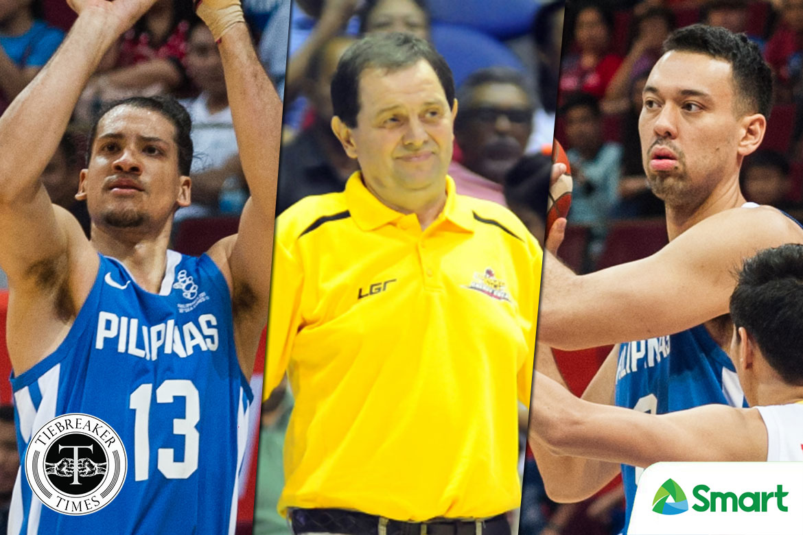 Tiebreaker Times Slaughter, Lassiter sentimental as Gilas take on Toroman's IND 2019 SEA Games Basketball Gilas Pilipinas News  Rajko Toroman Marcio Lassiter Indonesia (Basketball) Greg Slaughter Gilas Pilipinas Men 2019 SEA Games - Basketball 2019 SEA Games
