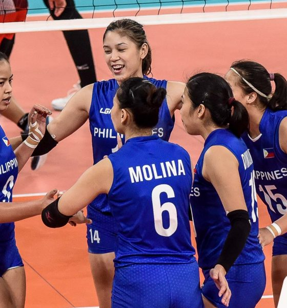 Tiebreaker Times PWVNT succumbs to Indonesia, comes up empty-handed in SEAG 2019 SEA Games News Volleyball  Shaq delos Santos Philippine Women's National Volleyball Team Mika Reyes Indonesia (Volleyball) 2019 SEA Games
