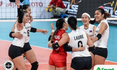 Tiebreaker Times PWNVT loses steam, yields to Indonesia in prelude to SEAG bronze medal clash 2019 SEA Games News Volleyball  Shaq delos Santos Philippine Women's National Volleyball Team Indonesia (Volleyball) 2019 SEA Games - Volleyball 2019 SEA Games