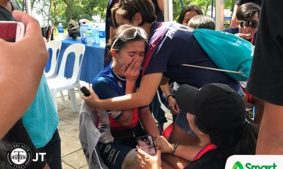 Tiebreaker Times Dormitorio suffers early crash as Rombaon takes bronze in SEAG MTB 2019 SEA Games Cycling News  Avegail Rombaon Ariana Dormitorio 2019 SEA Games - Cycling 2019 SEA Games