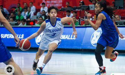 Tiebreaker Times Gilas Women's odyssey all worth it for Afril Bernardino 2019 SEA Games Basketball Gilas Pilipinas News  Gilas Pilipinas Women Afril Bernardino 2019 SEA Games - Basketball 2019 SEA Games