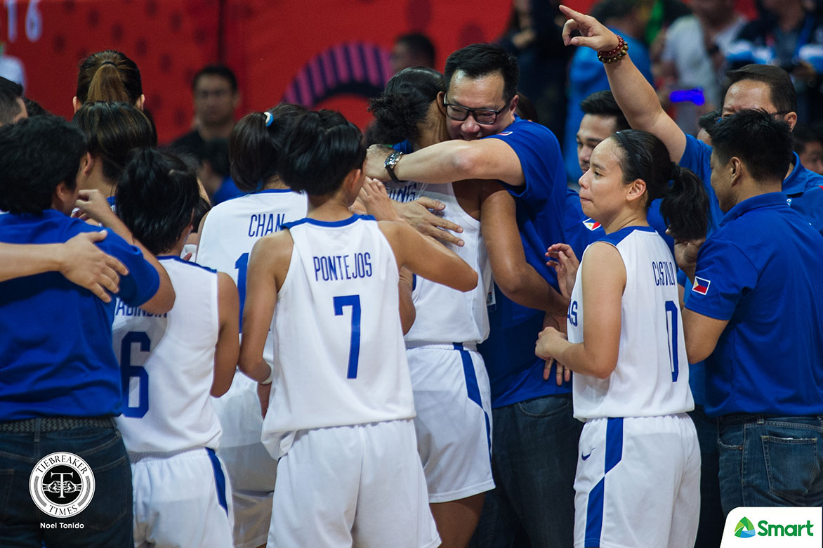 Tiebreaker Times After getting everyone's attention, Aquino hopes women's basketball can find a home 2019 SEA Games Basketball Gilas Pilipinas News  Patrick Aquino Gilas Pilipinas Women 2019 SEA Games - Basketball 2019 SEA Games