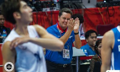 Tiebreaker Times Tim Cone to impart Triangle innovations through webinar Basketball News PBA  Tim Cone PBA Season 45 Hoop Coaches International Blackwater Elite Ariel Vanguardia