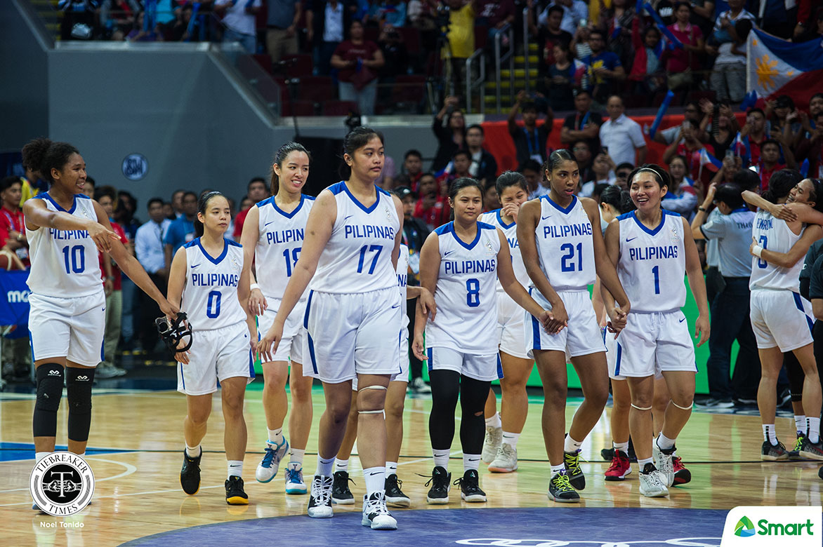 2019-sea-games-philippines-def-thailand-womens-basketball-2 After getting everyone's attention, Aquino hopes women's basketball can find a home 2019 SEA Games Basketball Gilas Pilipinas News  - philippine sports news