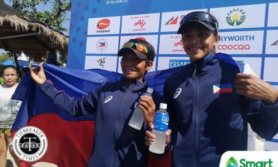 Tiebreaker Times Melcah Caballero takes second SEAG rowing gold 2019 SEA Games News Rowing  Melcah Jen Caballero 2019 SEA Games - Rowing 2019 SEA Games