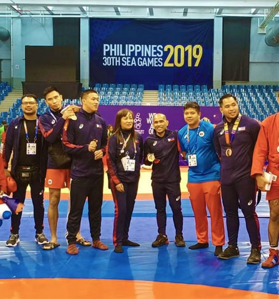 Tiebreaker Times Injury costs Rene Catalan SEAG sambo gold 2019 SEA Games News ONE Championship Sambo  Rene Catalan Catalan Fighting System 2019 SEA Games - Sambo 2019 SEA Games