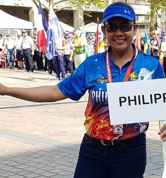 Tiebreaker Times Navy personnel Marly Martir gives PH two golds in SEA Games shooting 2019 SEA Games News Shooting  Marly Martir Franchette Quiroz Elvie Baldivino 2019 SEA Games - Shooting 2019 SEA Games