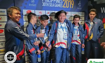 Tiebreaker Times EnDerr assured of SEAG medal as Sibol's MLBB team advances 2019 SEA Games ESports Mobile Legends News StarCraft  Pheww Nuks Lusty Kenji KarITzy Haze EnDerr Blysk 2019 SEA Games - ESports 2019 SEA Games