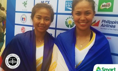 Tiebreaker Times Zoleta sisters deliver PH Soft Tennis' second SEAG gold 2019 SEA Games News Tennis  Noelle Manalac Bambi Zoleta 2019 SEA Games - Soft Tennis 2019 SEA Games