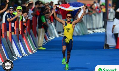 Tiebreaker Times Rambo Chicano dominates as PH finishes 1-2 in SEA Games Triathlon 2019 SEA Games News Triathlon  Kim Remolino John Chicano Ahlul Firman Muhammad 2019 SEA Games - Triathlon 2019 SEA Games