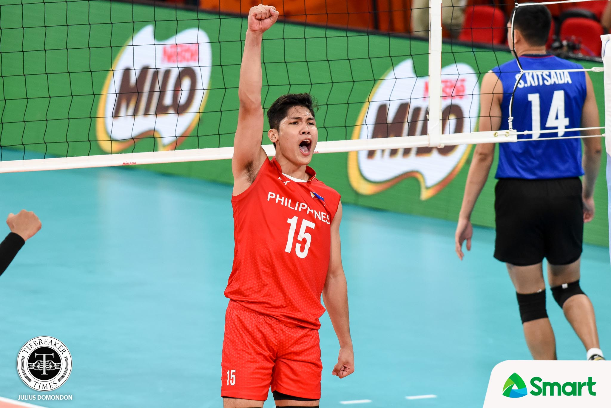 Tiebreaker Times Historic SEAG silver vindicated Spikers' Turf, says Mozzy Ravena News Spikers' Turf Volleyball  Mozzy Ravena 2020 Spikers Turf Season 2019 SEA Games - Volleyball