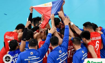 Tiebreaker Times LVPI pushes for continuity of Alinsunurin's PMNVT program News Volleyball  Philippine Men's National Volleyball Team Peter Cayco Larong Volleyball ng Pilipinas Inc.