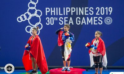 Tiebreaker Times Mixed emotions for Hidilyn Diaz after Tokyo Olympics postponement 2020 Tokyo Olympics News Weightlifting  Hidilyn Diaz Coronavirus Pandemic