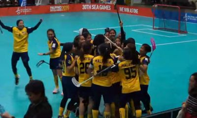 Tiebreaker Times Philippines misses podium as Singapore tops SEA Games Women's Floorball 2019 SEA Games Floorball News  Thailand (Floorball) SIngapore (Floorball) Philippine Women's National Floorball Team Nurfarah Yusof Malaysia (Floorball) Jerelee Ong Jade Rivera 2019 SEA Games - Floorball
