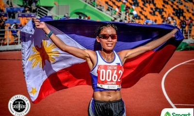 Tiebreaker Times Christine Hallasgo dethrones Tabal as SEAG marathon champ 2019 SEA Games News Track & Field  Mary Joy Tabal Christine Hallasg 2019 SEA Games - Marathon 2019 SEA Games