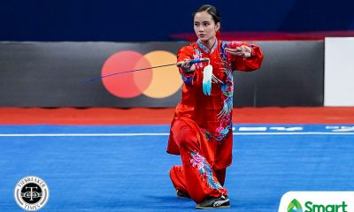Tiebreaker Times Agatha Wong rules anew, takes second SEA Games gold 2019 SEA Games News Wushu  Agatha Wong 2019 SEA Games - Wushu 2019 SEA Games