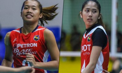 Tiebreaker Times Foton to sign Jasmine Nabor, denies tapping Bernadeth Pons News PSL Volleyball  Jasmine Nabor Foton Tornadoes Bernadeth Pons 2020 PSL Season 2020 PSL Grand Prix