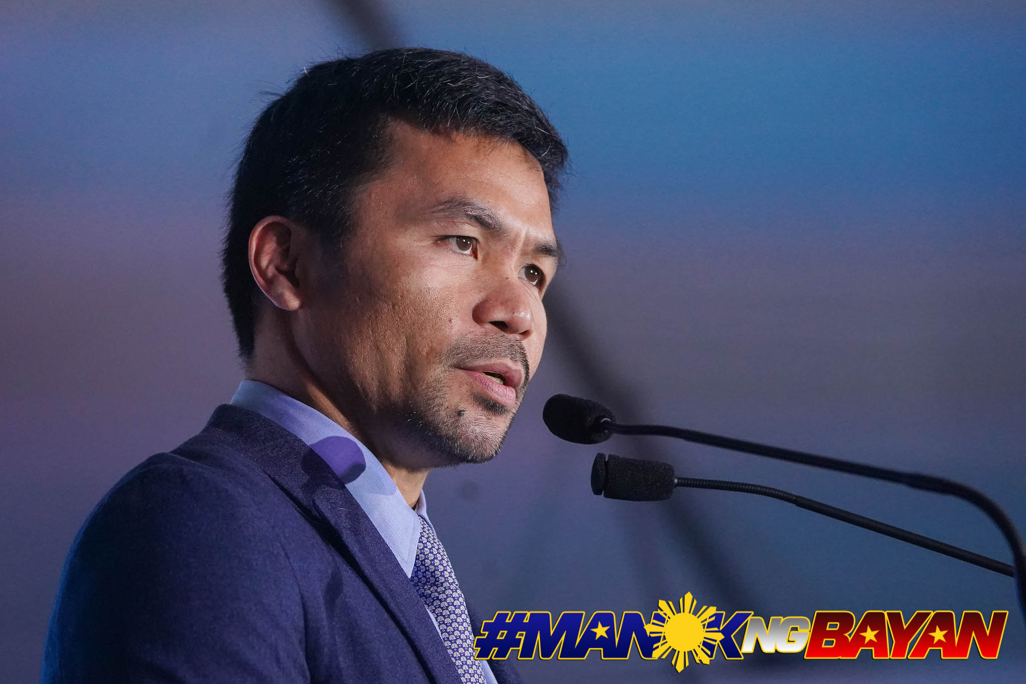 Tiebreaker Times Manny Pacquiao to run for president in 2022, bares Bob Arum Boxing News  Manny Pacquiao Bob Arum