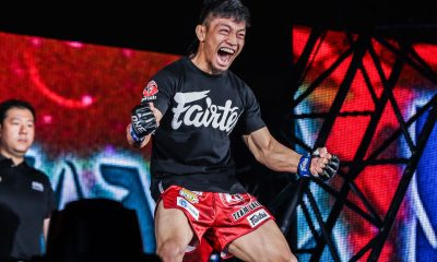 Tiebreaker Times Lito Adiwang looks back on breakout year Mixed Martial Arts News ONE Championship  Team Lakay ONE: Fire and Fury Lito Adiwang
